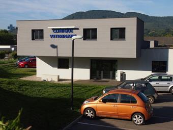 Clinique vétérinaire de la Fure, Rives, Beaucroissant