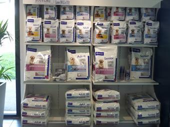 Nutrition chien, clinique vétérinaire de la Fure